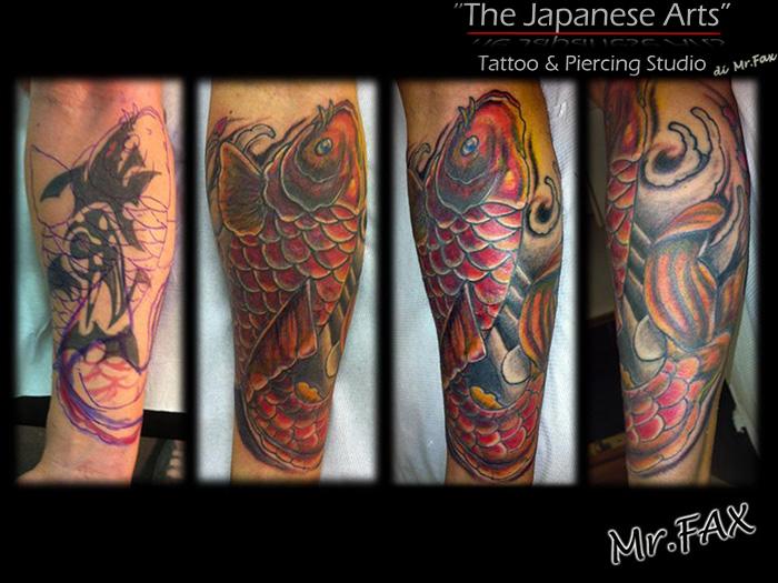 Tatuaggi Giapponesi Roma The Japanese Arts